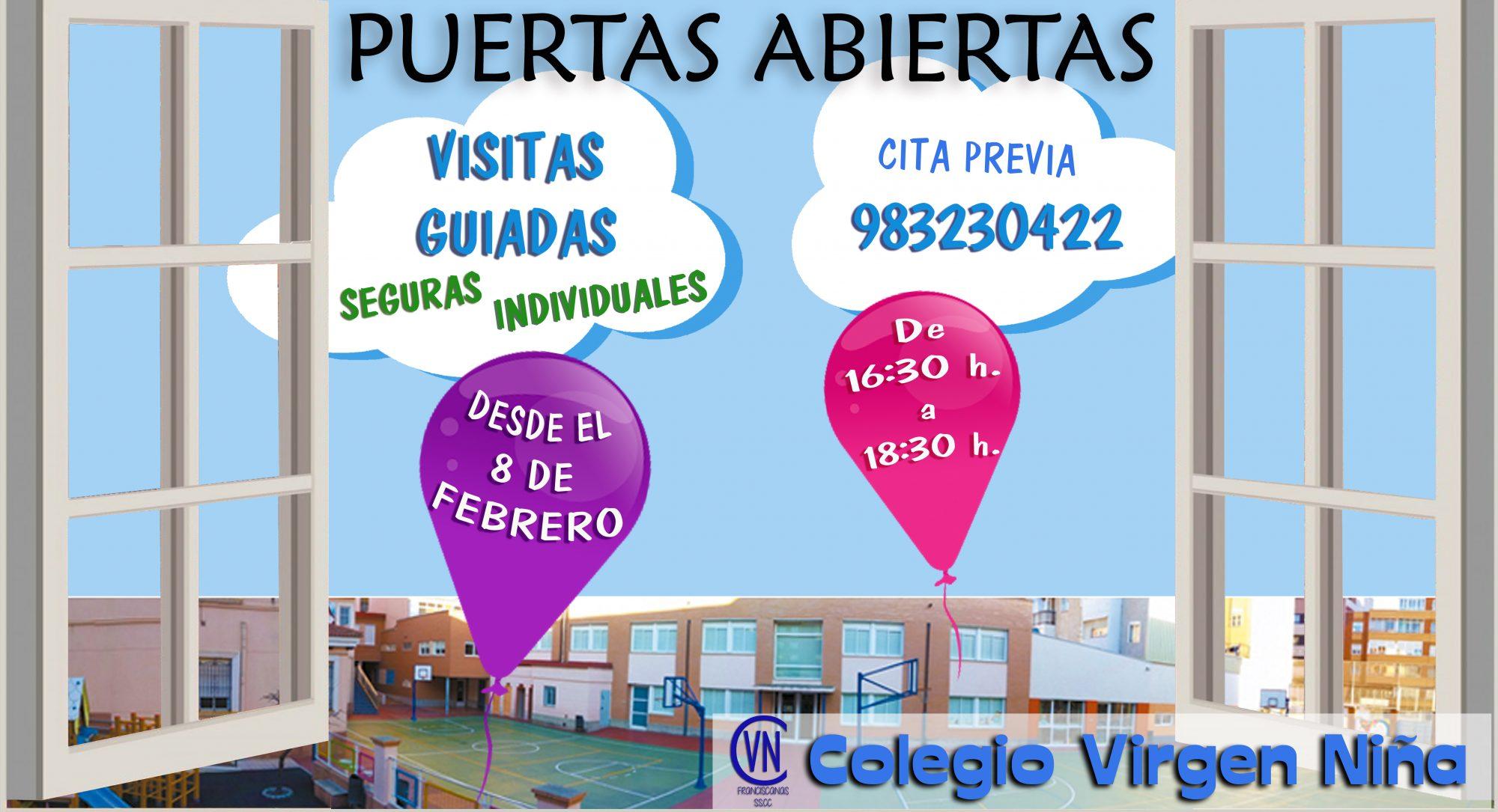 Colegio Virgen Niña  . Valladolid